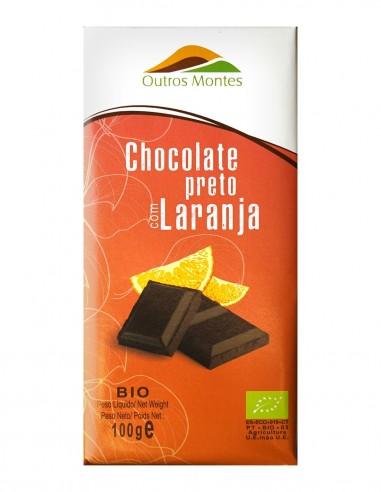 Organic Dark Chocolate with Orange