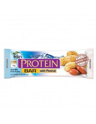 Protein Dark Chocolate Bar-Peanuts