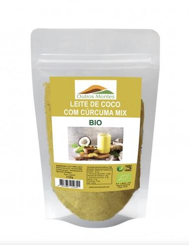 Coconut Milk Powder with Curcuma Mix...