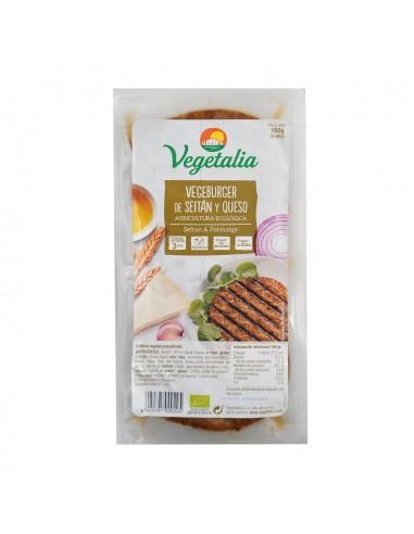 Vegan Burger Seitan e Queijo...