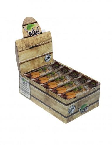 Box 24 Units Almond Dark Chocolate...