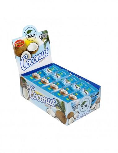 Box 24 Units Organic Coconut Bar Oskri