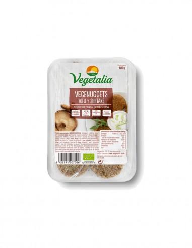 Vegenuggets Tofu e Shitake Biológico...