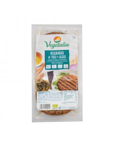 Vegan Burger de Tofu e Algas...