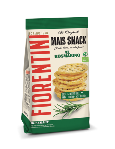 Mini Snacks de Milho e Rosmaninho...