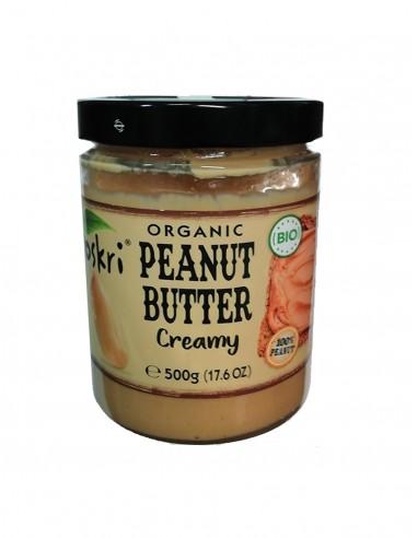 Manteiga de Amendoim Oskri - Creamy